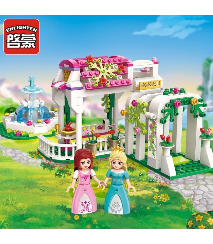 Просветите 2602 розовый коридоре здания блоки игрушка комплект