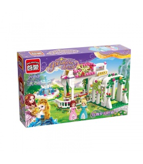 ENLIGHTEN 2602 Rose Corridor Building Blocks Toy Set