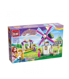 ENLIGHTEN 2604 Rainbow Windmill Building Blocks Toy Set
