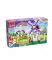 ENLIGHTEN 2604 Rainbow Windmill Building Blocks Spielzeug-Set