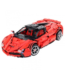 Custom LaFerrari F150 MOC Building Bricks Toy Set 3260 Pieces