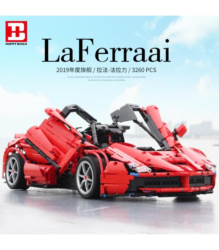 Personnalisé LaFerrari F150 MOC Briques de Construction Jouet Jeu de 3260 Pièces