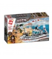 ENLIGHTEN 1720 Coastline Conflict Building Blocks Toy Set