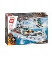 ENLIGHTEN 1722 Go for It Destroyer Building Blocks Toy Set