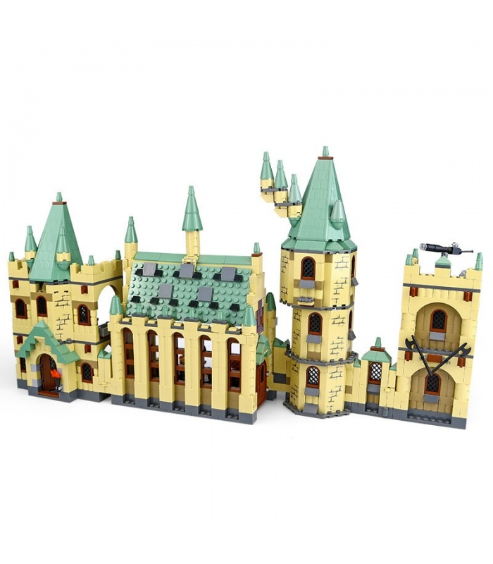 Custom Hogwarts Castle Compatible Building Bricks Toy Set 1340 Pieces