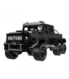 Custom Technic J901 Siberia G63 AMG Off-Road Vehicle Building Bricks Toy Set 3300 Pieces