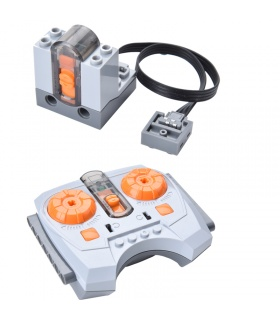 El poder de las Funciones de Control Remoto IR y Receptor de INFRARROJOS Set Compatible Con el Modelo 8879 8884