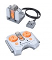 Power Functions IR Remote Control & IR Receiver Set Compatible With Model 8879 8884