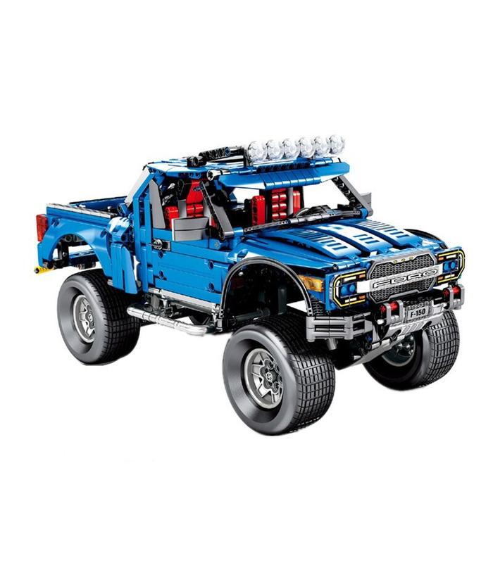 Сэмбо 701970 Ф-150 Раптор Пикап Шеппером Строительные Блоки Комплект Игрушки