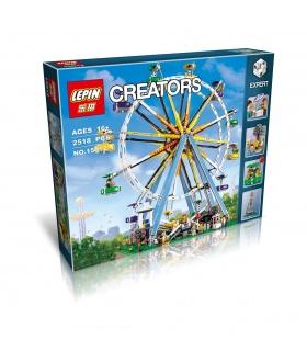 LEPIN 15012 Fairground Ferris Wheel Building Bricks Set