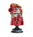 カスタム無限大のガントレットビルブロック玩具セット629個