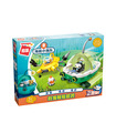 ENLIGHTEN 3712 Octonauts GUP-D & GUP-E Building Blocks Toy Set