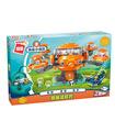Просветите дом 3716 Октонавты осьминог блоки игрушка комплект