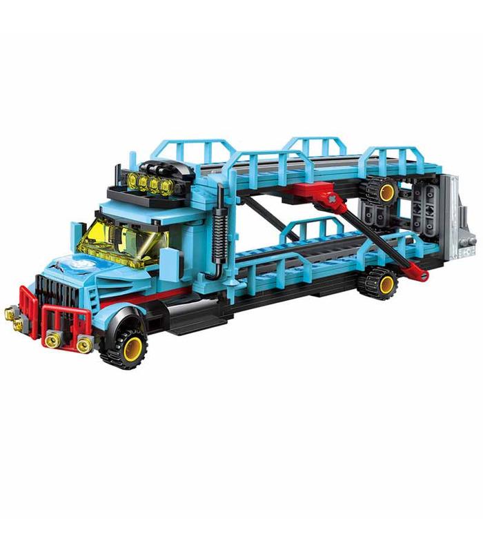 AUFKLÄREN 1929 auf der Jagd nach Carrier Vehicle Building Blocks Spielzeug-Set