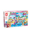ENLIGHTEN 2022 Sunshine Water Park Building Blocks Toy Set