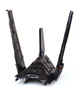 Custom Krennic's Imperial Shuttle Building Bricks Toy Set