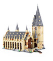 Custom Hogwarts Great Hall Building Bricks Toy Set 926 Pieces