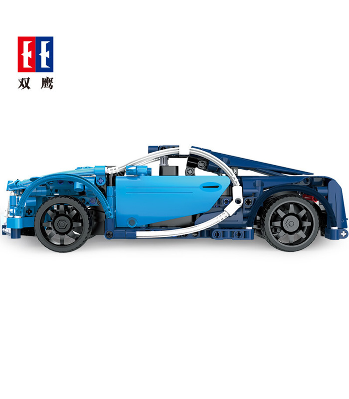 Double Eagle CaDA C51053 Bugatti Chiron Building Blocks Toy Set