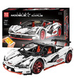 MOULD KING 13067 Icarus Sports Car Remote Control Building Blocks Toy Set