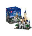金型王13132パラダイスのディズニー城MOCビルブロック玩具セット