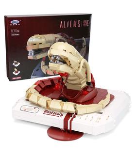 XINGBAO 04002 Alien Chestbuster Bausteine Spielzeugset
