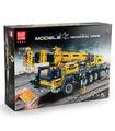 Mould King 13107 Technology Mobile Crane Mk II Remote Control Building Blocks Toy Set
