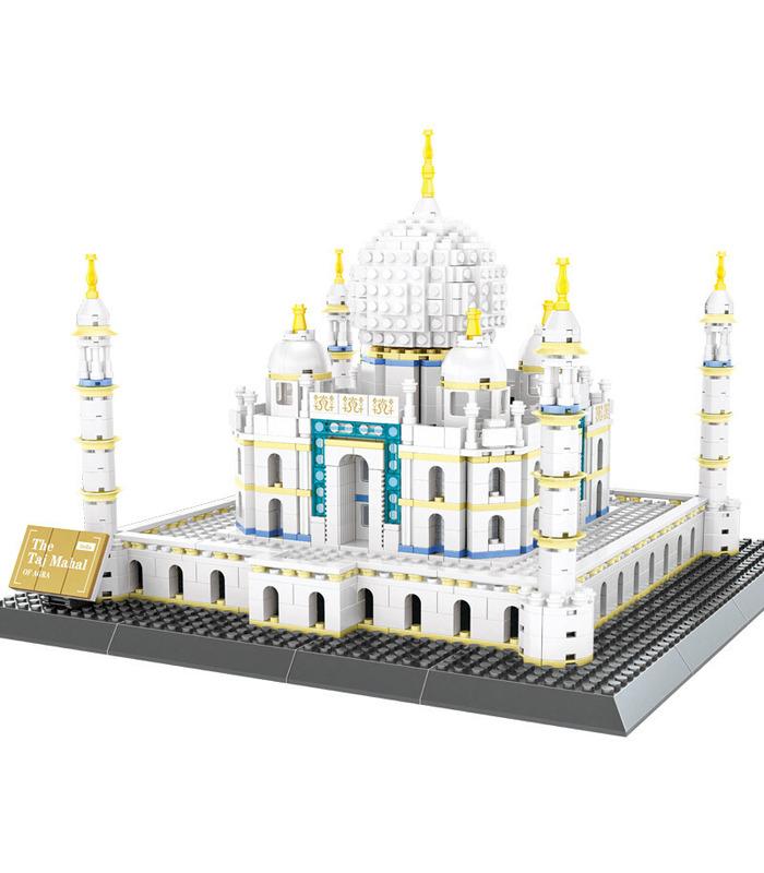 Архитектура Индии Тадж Махал 5211 WANGE строительные блоки игрушка комплект
