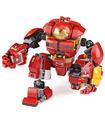 Custom The Hulkbuster Smash-Up Building Bricks Toy Set