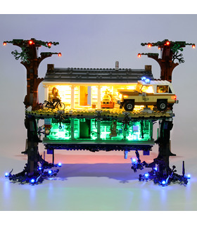 Light Kit For Stranger Things The Upside Down LED Lighting Set 75810