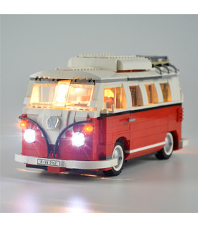 Kit d'éclairage Pour Volkswagen T1 Camper Van Set de projecteurs à LED 10220