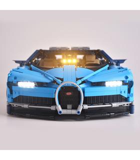 Light Kit For Bugatti Chiron LED Lighting Set 42083