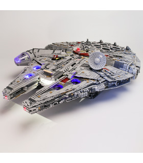 Light Kit For Millennium Falcon LED Lighting Set 75192
