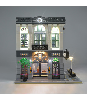 Kit d'éclairage Pour les Briques de la Banque Set de projecteurs à LED 10251