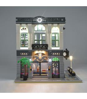 Light Kit For Brick Bank LED Lighting Set 10251