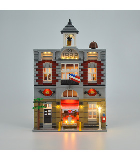 Light Kit For Fire Brigade LED Lighting Set 10197