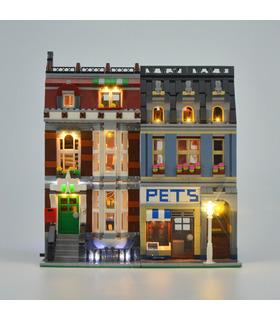 Kit d'éclairage Pour les Pet Shop Set de projecteurs à LED 10218