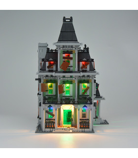 Light Kit For Monster Fighters Haunted House LED Lighting Set 10228