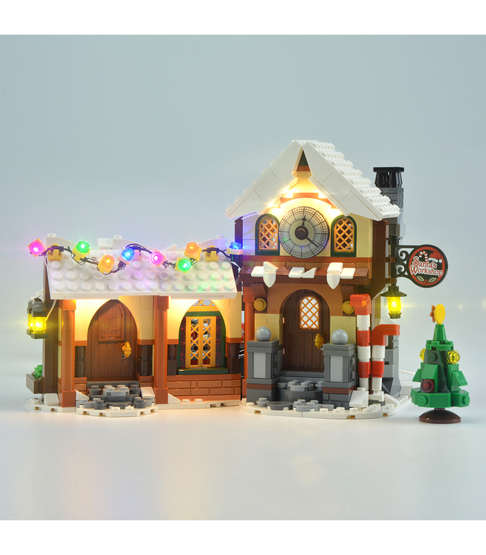 Light Kit For Santa's Workshop LED Lighting Set 10245