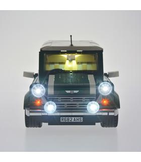 Kit d'éclairage Pour Mini Cooper Set de projecteurs à LED 10242