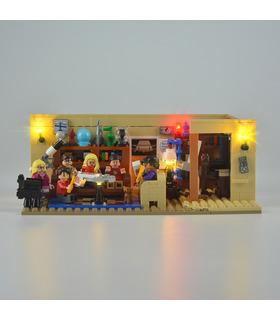 Light Kit For Big Bang Theory LED Lighting Set 21302