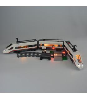 Kit de luz De Alta Velocidad de Trenes de Pasajeros Set de Iluminación LED 60051