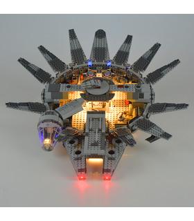 Kit d'éclairage Pour Millennium Falcon Set de projecteurs à LED 75105