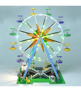 Kit d'éclairage Pour la Roue de Ferris Set de projecteurs à LED 10247