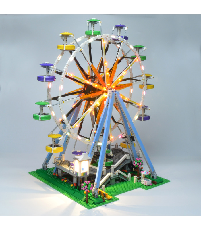 Light Kit For Ferris Wheel LED Lighting Set 10247