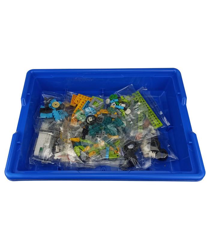Robotics Education STEM Construction Building Toy Set 280 Pieces Compatible With Wedo