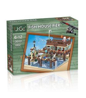 Kunden Fish House Pier Für Alte Angel Shop 1402 Stücke