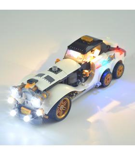 Kit d'éclairage Pour Le Pingouin de l'Arctique Roller Set de projecteurs à LED 70911