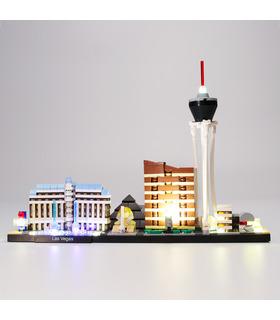 Light Kit For Architecture Las Vegas LED Lighting Set 21047