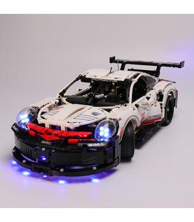Light Kit For Porsche 911 RSR LED Lighting Set 42096