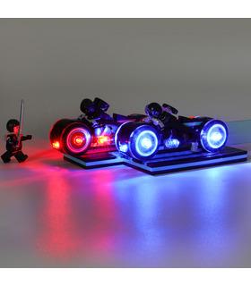 Light Kit For TRON Legacy LED Lighting Set 21314